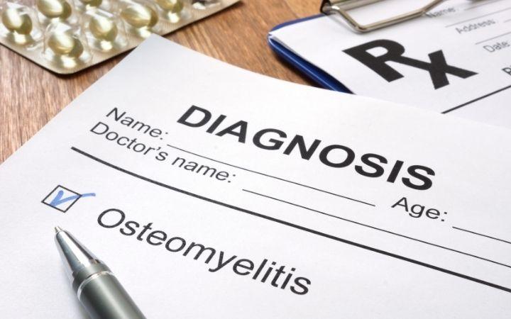 Medical report of diagnosed Osteomyelitis - I Love Veterinary