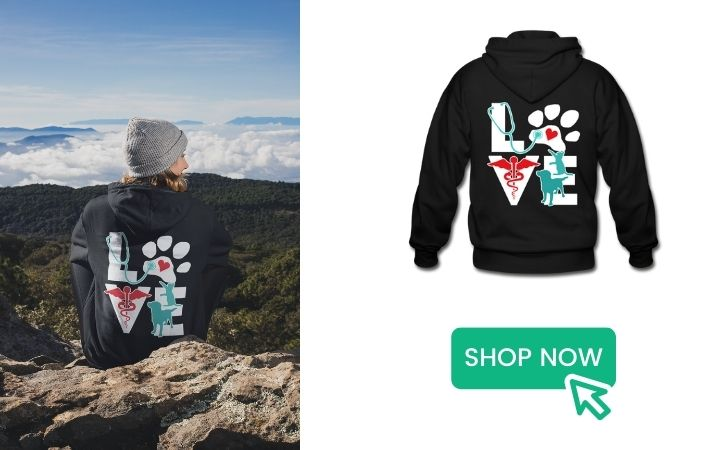 SHOP NOW 5 I Love Veterinary - Blog for Veterinarians, Vet Techs, Students